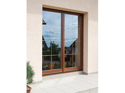 Dřevěná okna EURO