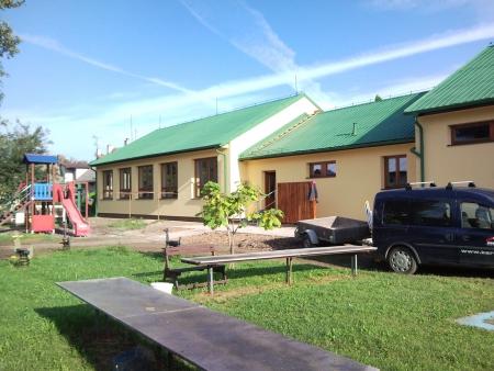Energetické úspory objektu Mateřské školy v Doudlebách nad Orlicí