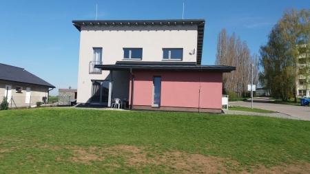 Novostavba rodinného domu v Dobrém