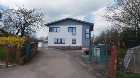 Provozní budova MH Červený Kostelec
