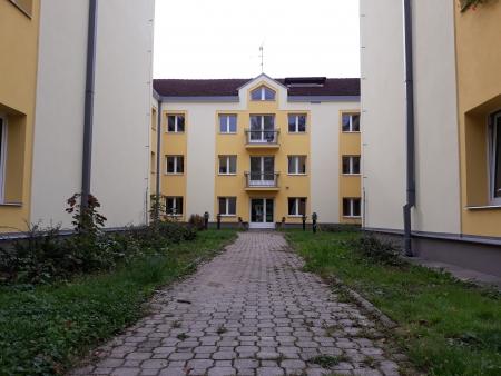 Stavební úpravy DPS Kostelec nad Orlicí