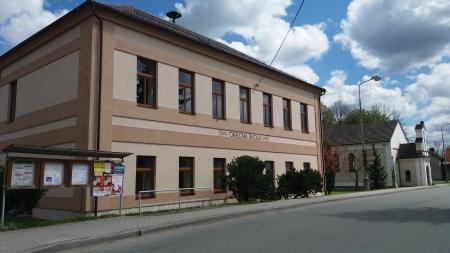 Stavební úpravy obecní úřad Trnov