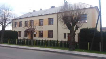 Zateplení MŠ Houdkovice