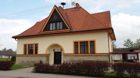 Zateplení budovy OÚ Semechnice